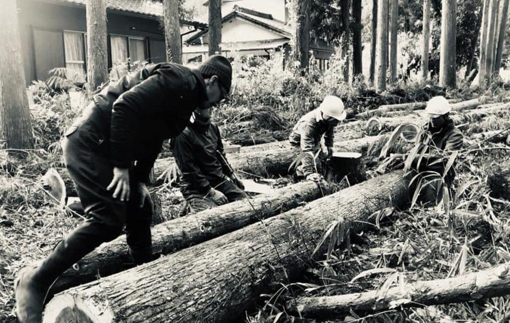 自伐型林業フォーラムin根尾